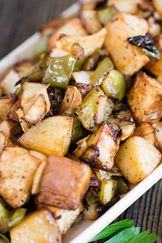 Air Fryer Breakfast Potato recipe