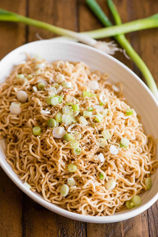 instant ramen noodle hack