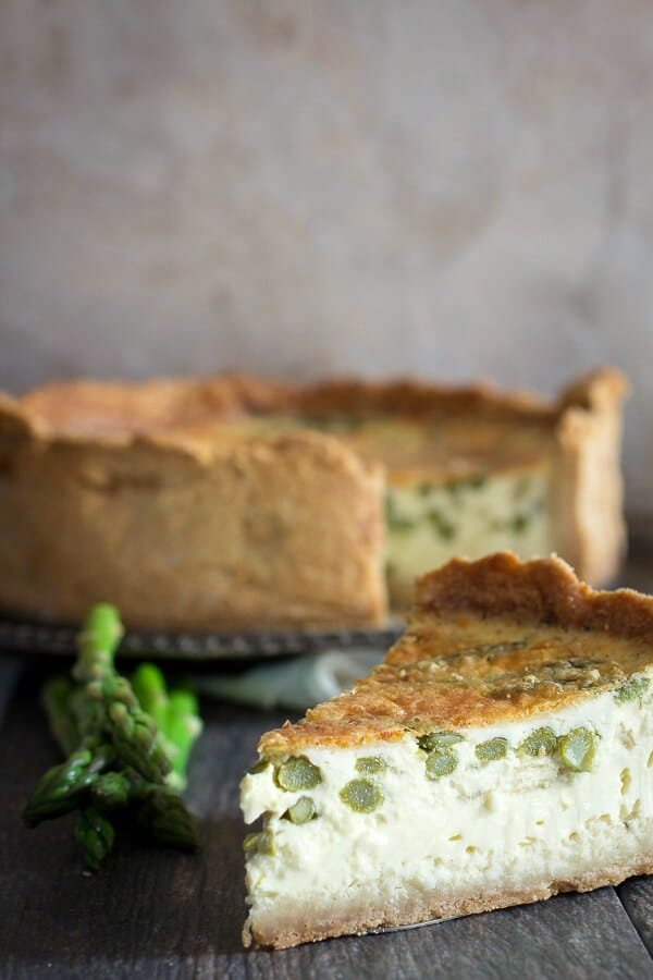 10 Great Mother's Day Recipes | Asparagus Quiche