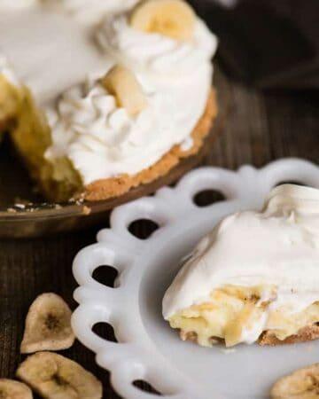 how to make Banana Cream Pie