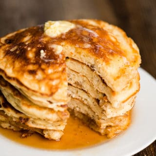 how to make Banana Pancakes