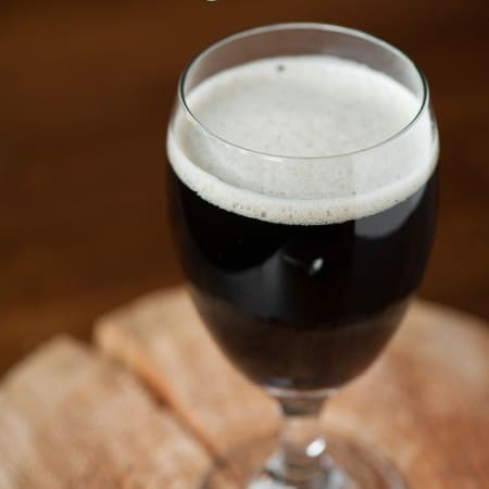 Looking for a tasty and easy to make cocktail that is perfect for any St. Patrick's Day celebration? Try a smooth Black Velvet, made with stout & champagne.