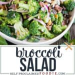 how to make this broccoli salad recipe