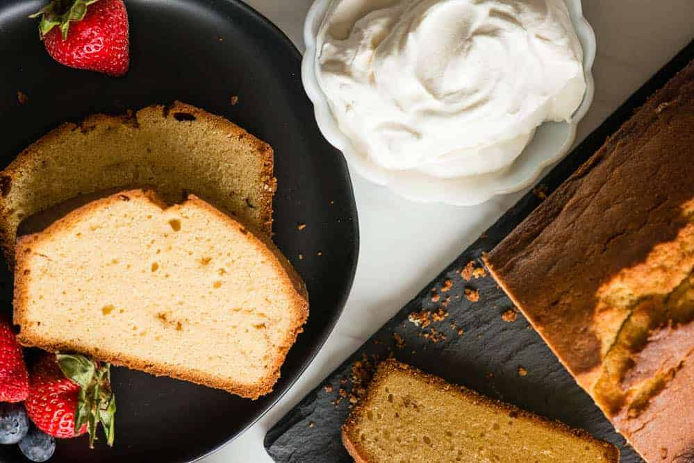 how to make brown sugar pound cake from scratch