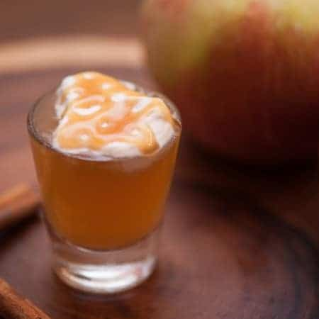 Caramel Apple Pie Shot Recipe