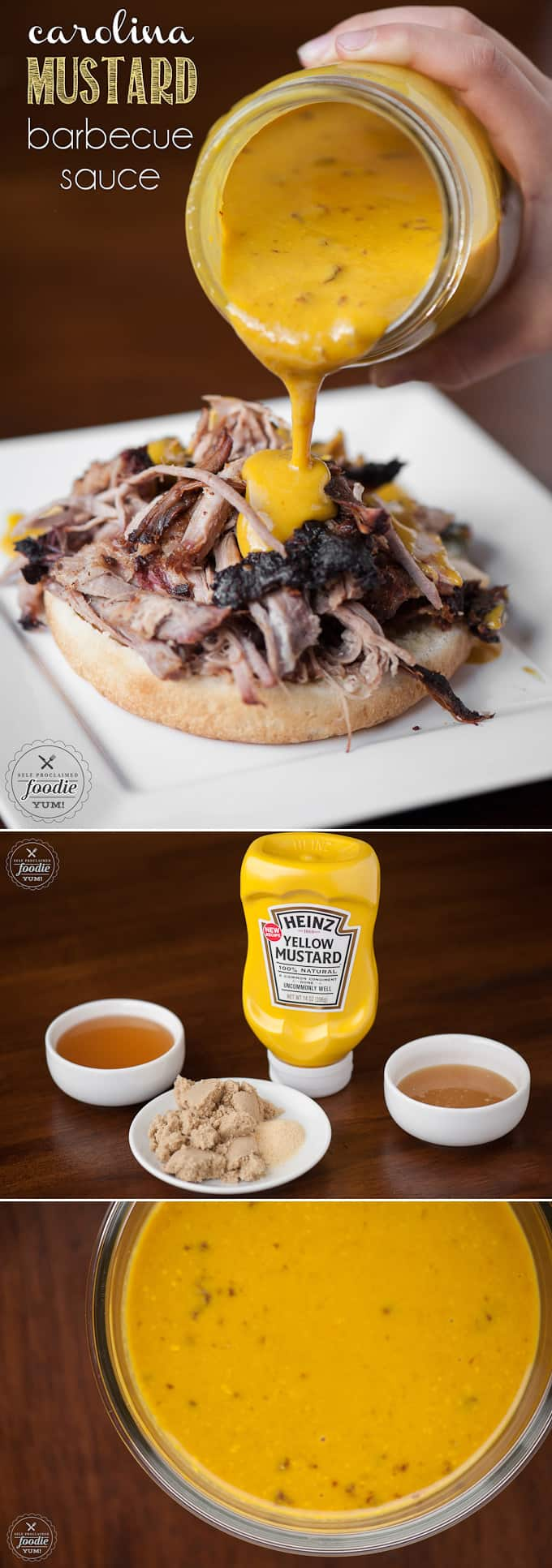 Easy bbq recipes with ketchup mustard