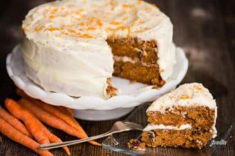 simple carrot cake