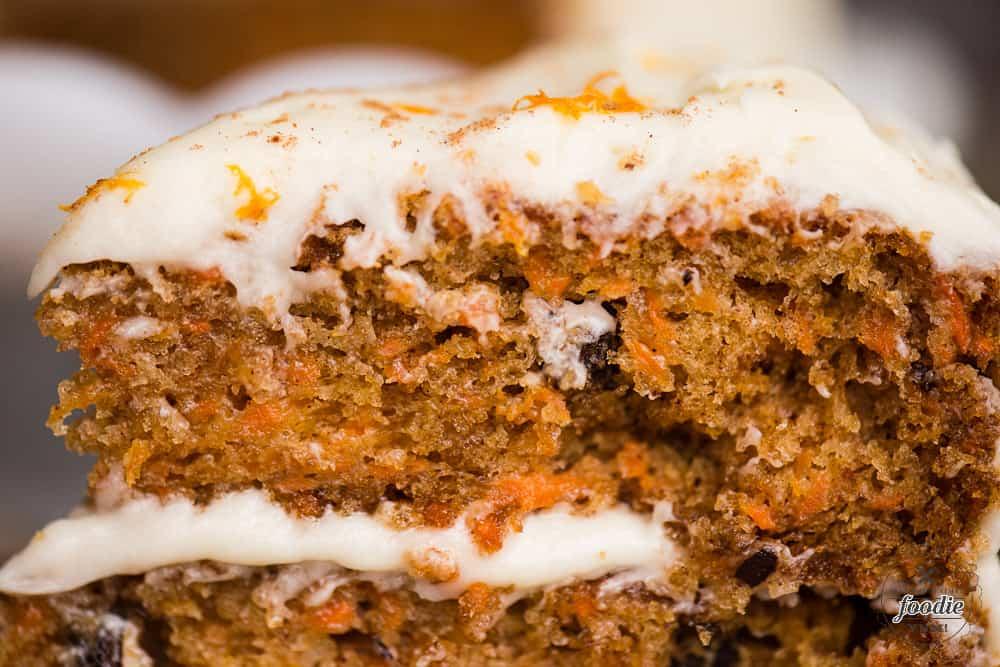 recipe for carrot cake