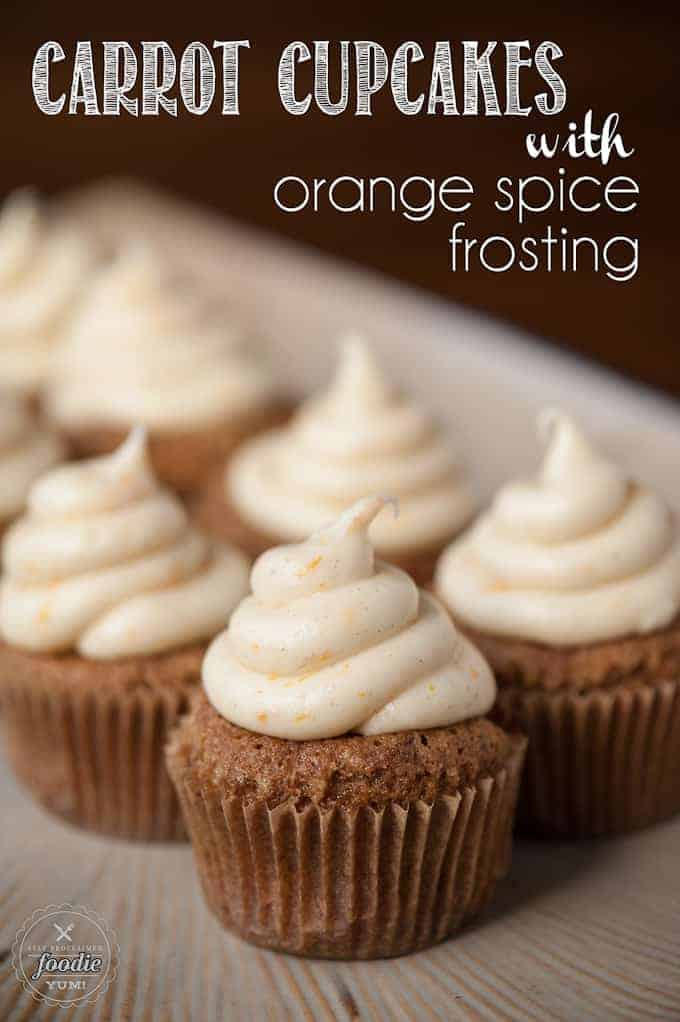 sorghum cupcakes with orange whiskey whipped cream wild west cupcakes ...