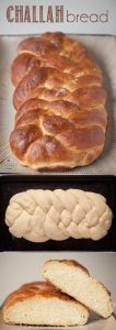 Challah Bread is a delicious yeast enriched egg bread that holds significant religious meaning. Enjoy it during Hanukkah or family Sunday dinner.