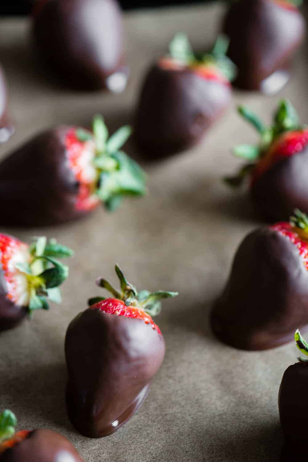 How To Make Chocolate Covered Strawberries Self Proclaimed Foodie