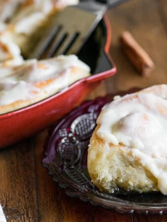 the best homemade cinnamon roll