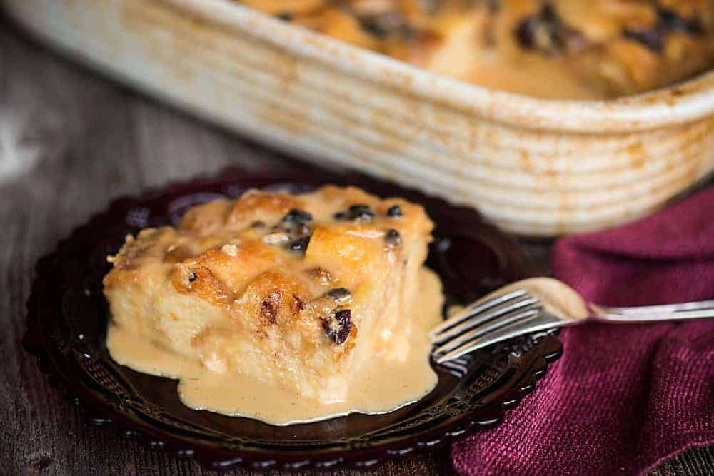 Classic Bread Pudding Recipe Self Proclaimed Foodie
