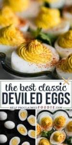 the best classic deviled eggs recipe