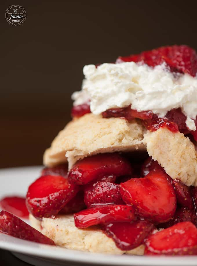 recipe: classic strawberry shortcake cake [14]