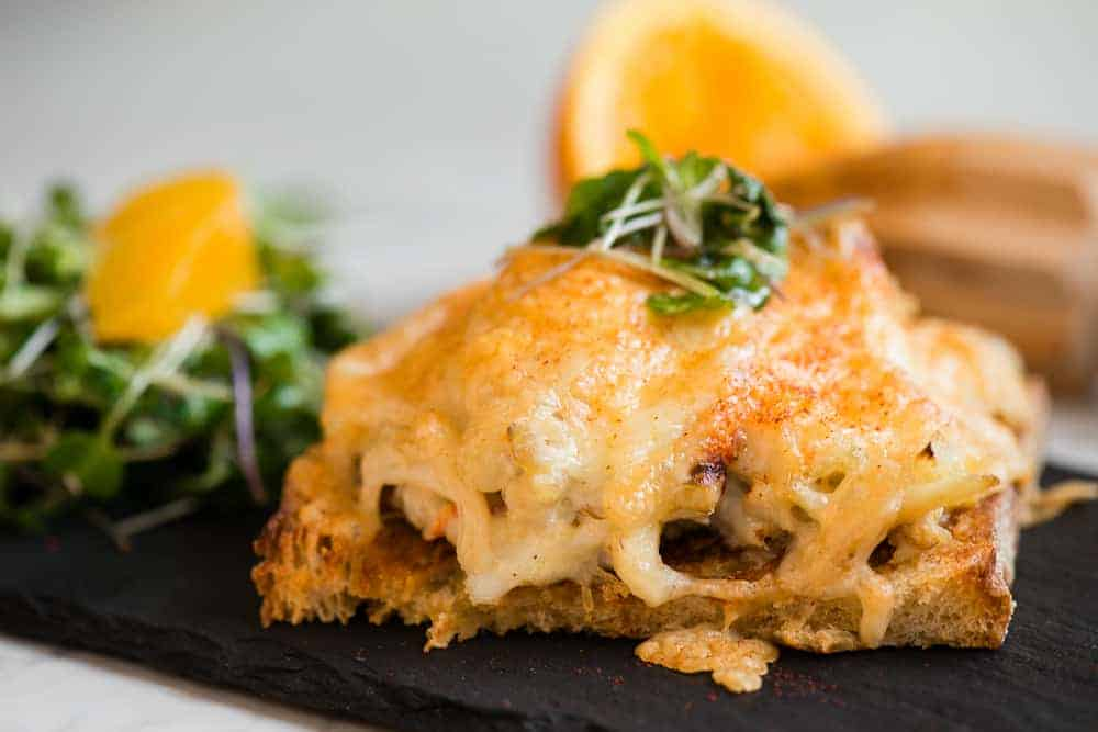 crab melt recipe