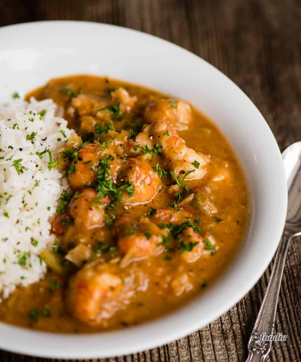 Homemade Crawfish Etouffee Recipe And Video Self Proclaimed Foodie