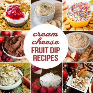 Cream Cheese Fruit Dip Recipes
