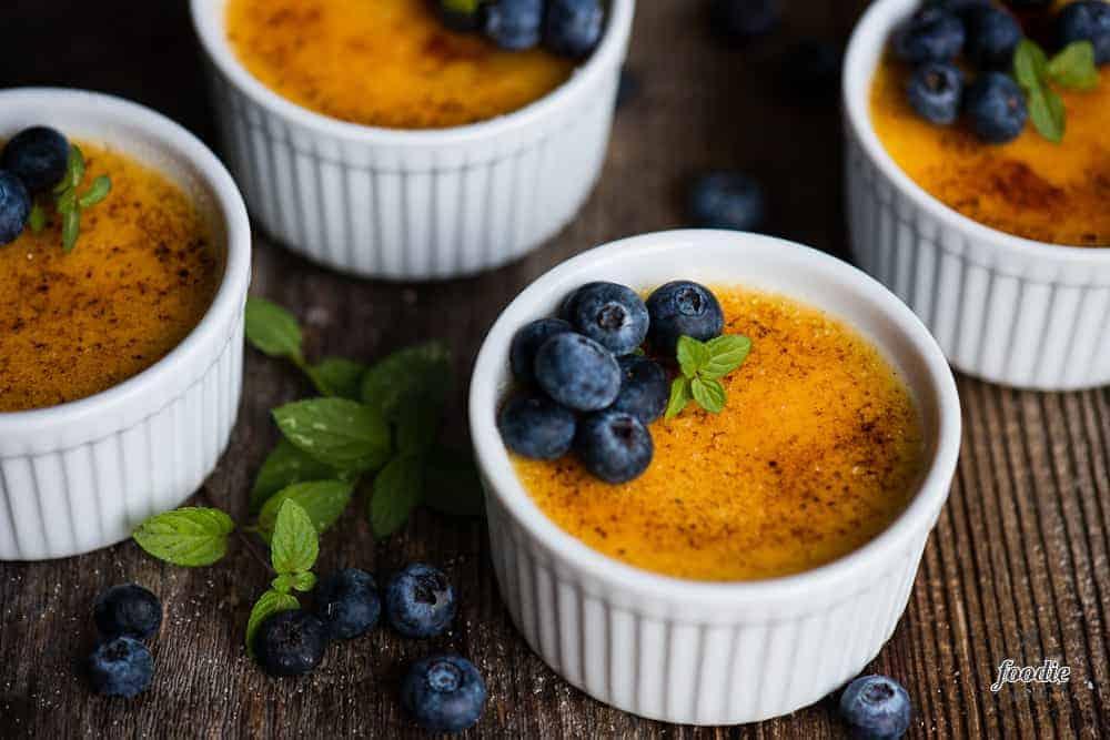 The Best Classic Crème Brûlée Recipe Recipe | Self ...