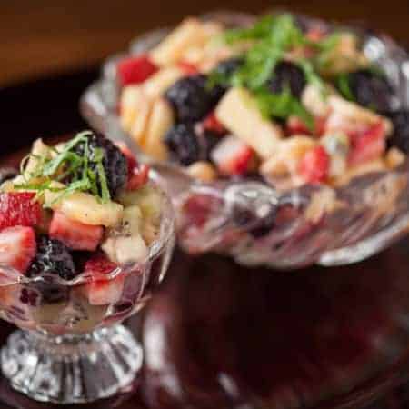 Want to make some Damn Good Fruit Salad that everyone will love? Here's the perfect recipe with a secret ingredient that you may have never thought to use.