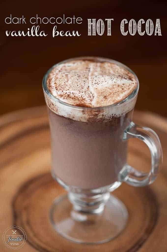 Dark Chocolate In Vanilla