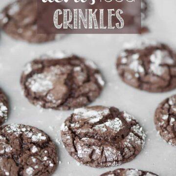 devils food crinkles