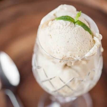 Extreme Vanilla Bean Ice Cream