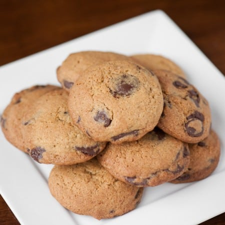 These Faithful Chocolate Chip Cookies are my favorite chocolate chip recipe. They are delicious, easy to make, and come out perfect every single time.