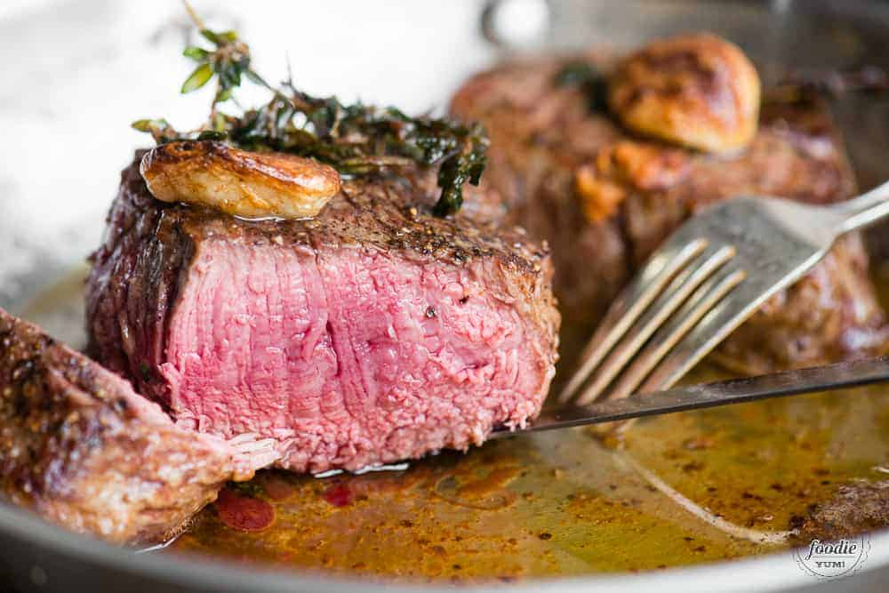How To Cook Filet Mignon On Stove
