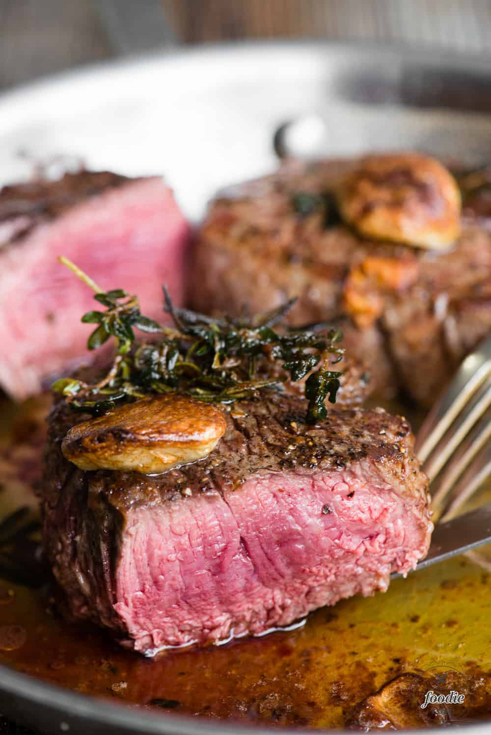 how to cook perfect medium rare filet mignon