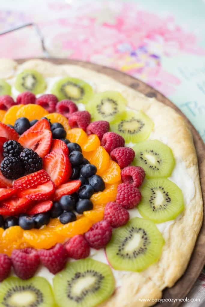 10 Great Mother's Day Recipes | Damn Good Fruit Salad | Easy Fruit Pizza