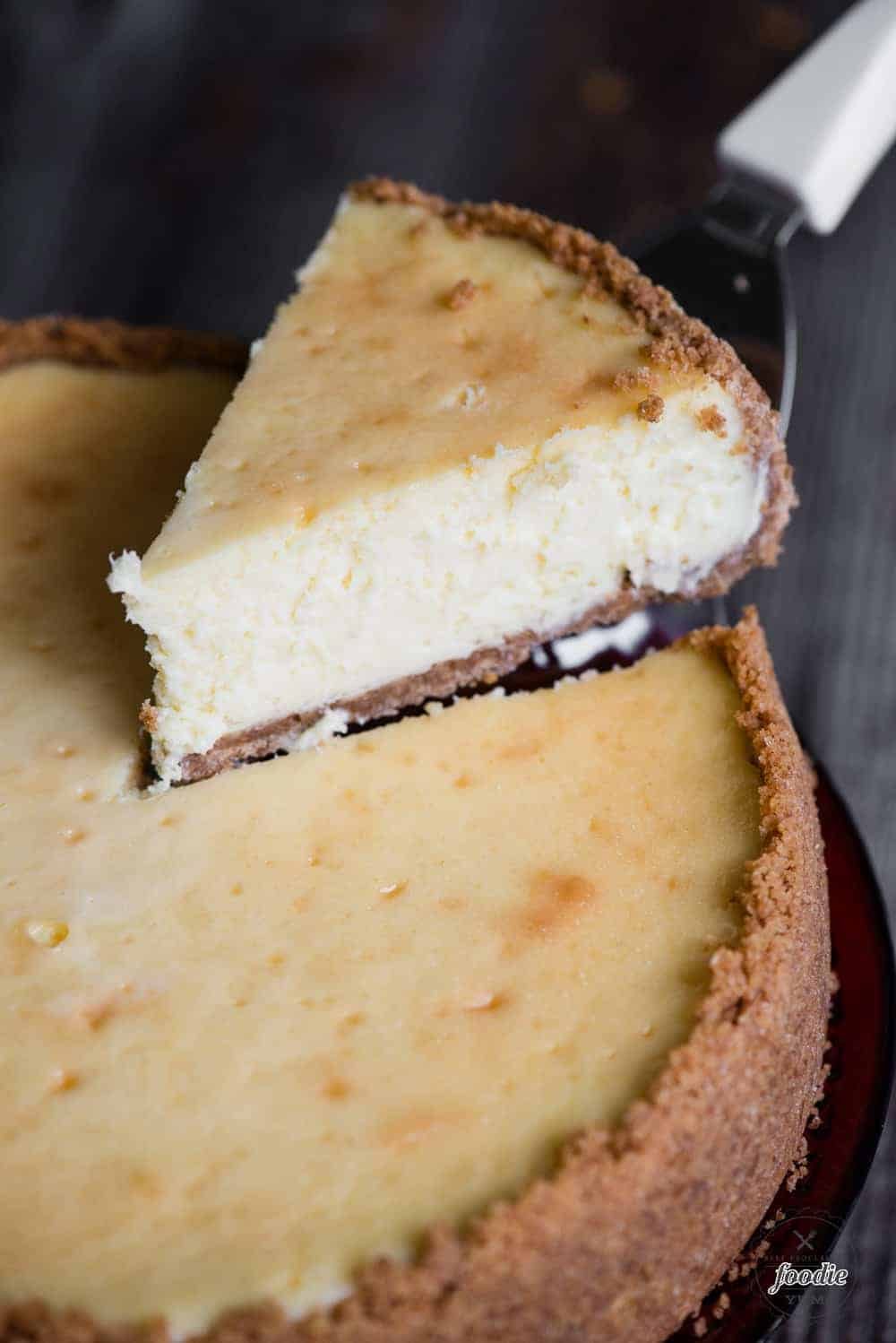 classic new york cheesecake recipe