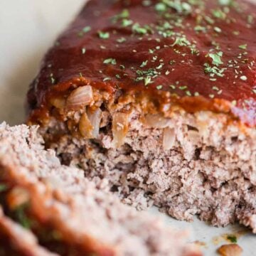 how to make the best classic homemade meatloaf recipe