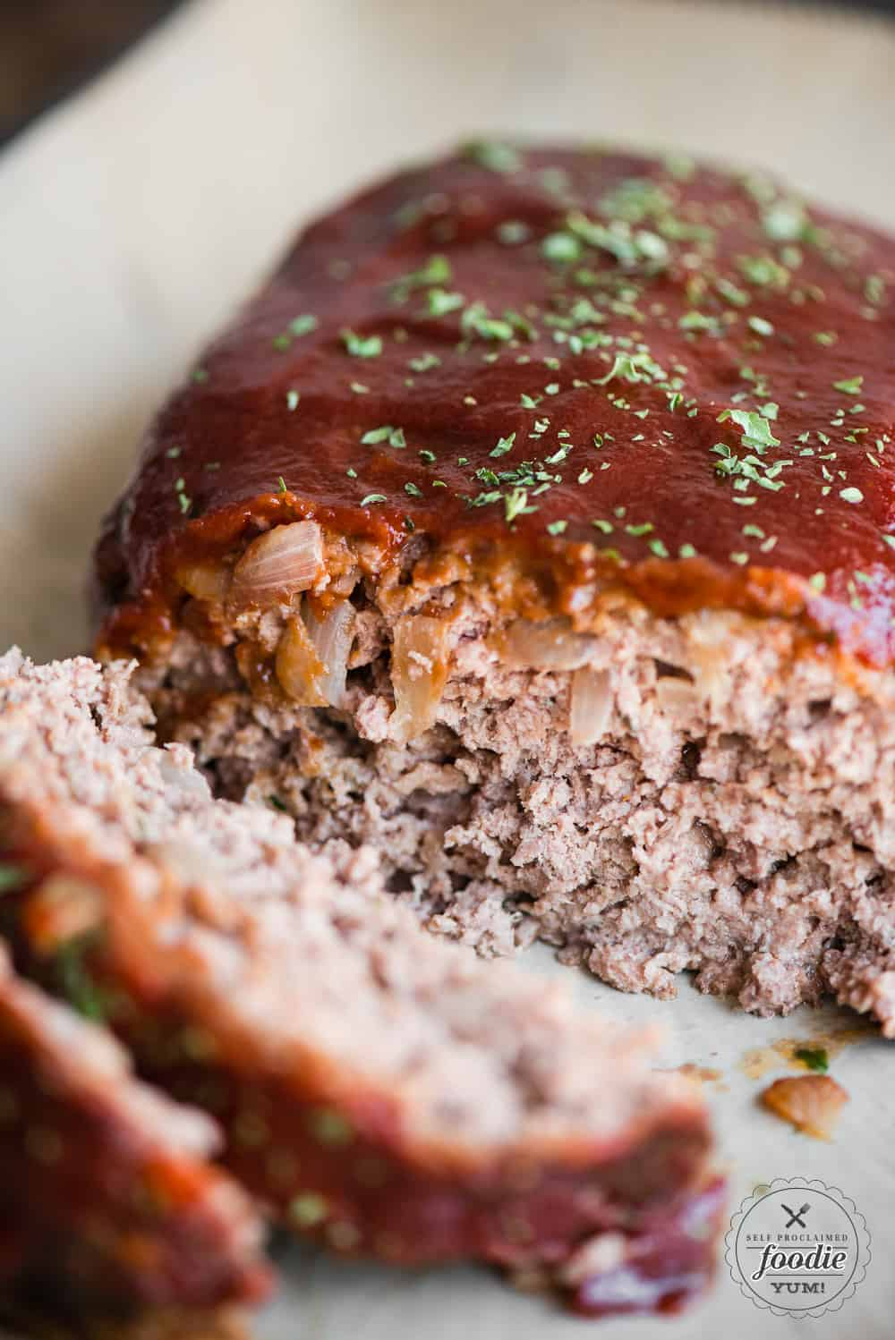 Granny S Classic Meatloaf Recipe And Video Self Proclaimed Foodie