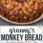 the best monkey bread recipe