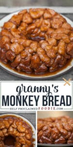 the best monkey bread recipe