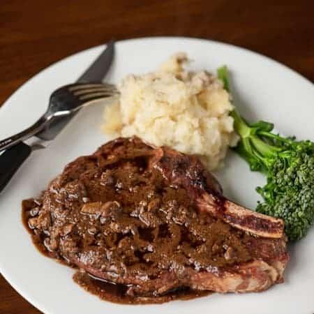 Guinness Ribeye Steak