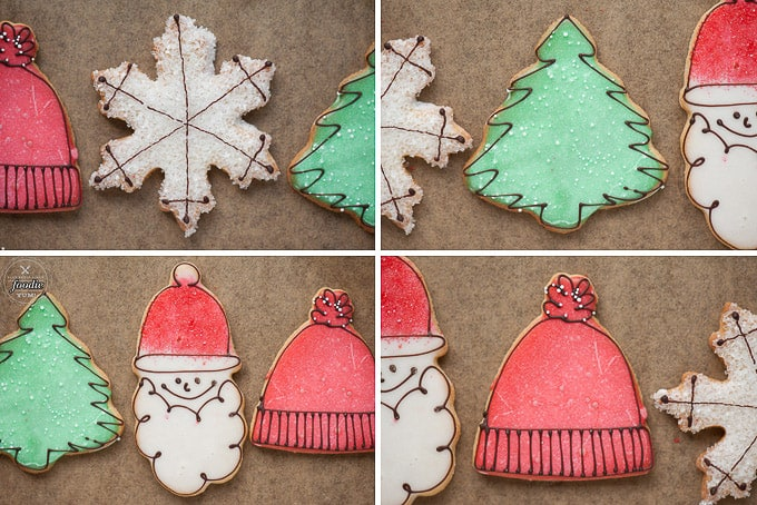 Holiday Sugar Cookies | Self Proclaimed Foodie