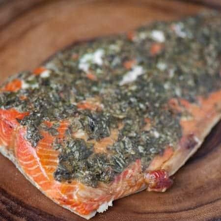 Hot Smoked Salmon