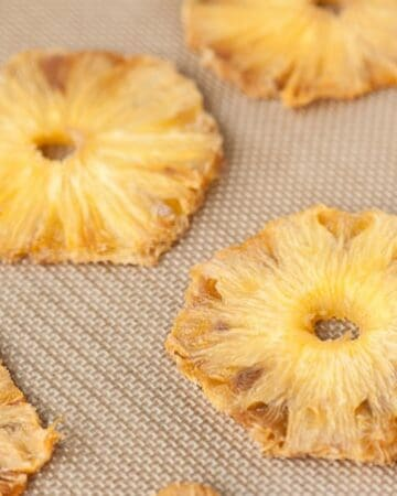 You don't need a dehydrator to make your own dried fruit. I will show you How to Make Oven Dried Pineapple so that you can enjoy this sweet and healthy treat.