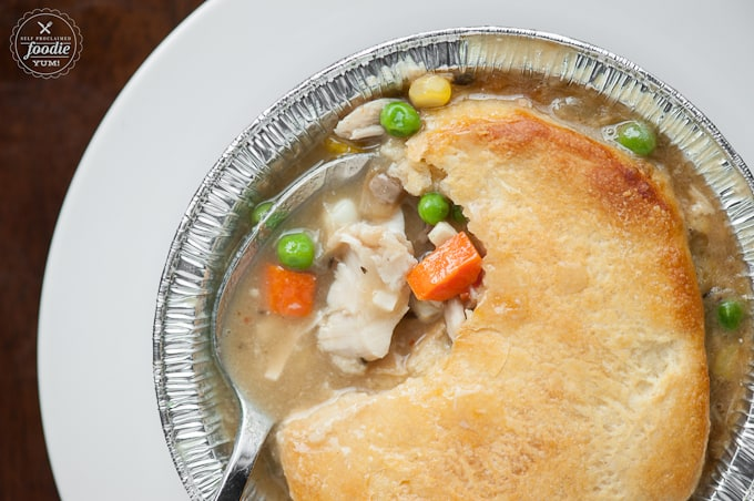 Individual Chicken Pot Pies are the best kind of comfort food that are easy to make and are also a great family dinner that you and your kids will love!