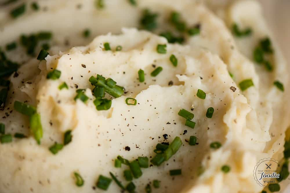 Creamy and delicious Instant Pot Mashed Potatoes