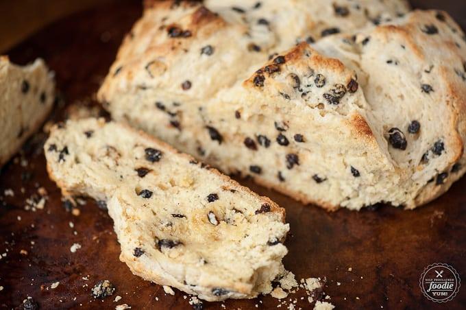 Homemade Irish Soda Bread