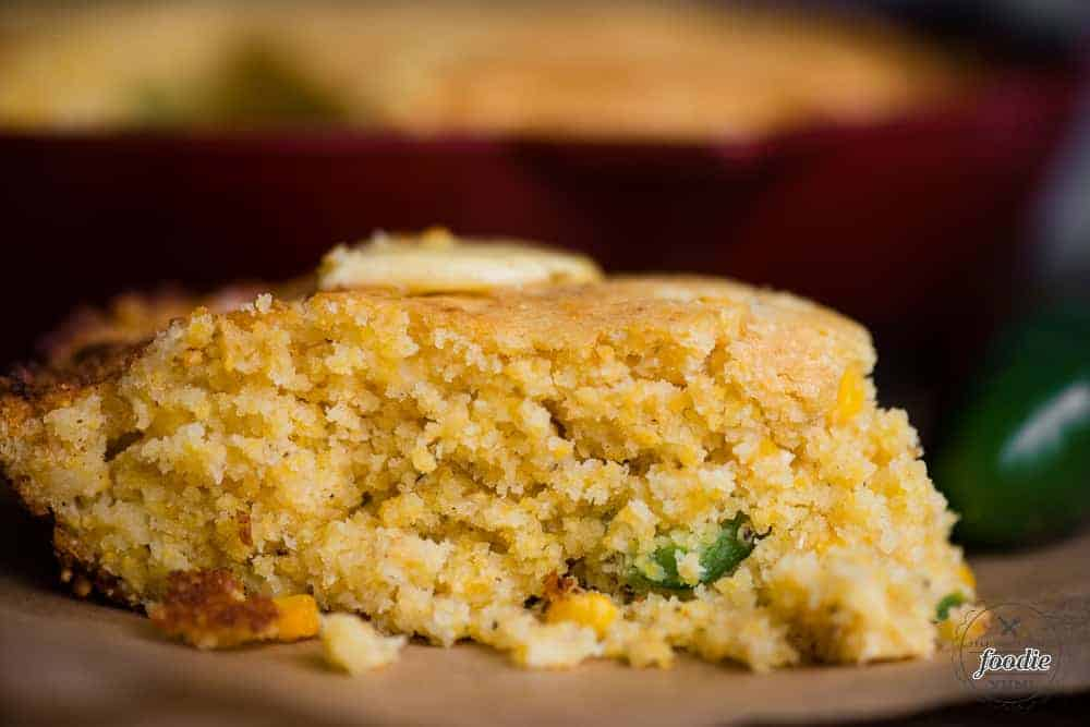How to make jalapeno cornbread