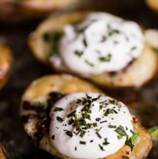 How to make Loaded Potato Skins Recipe