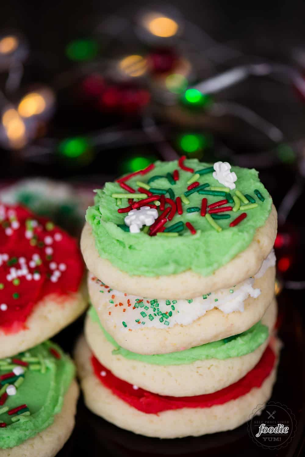 Lofthouse Cookies are perfect for the holidays