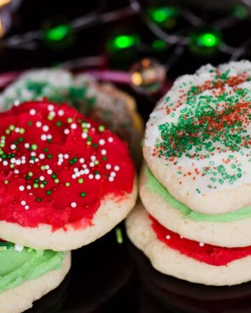 Holiday baking with Lofthouse Cookies