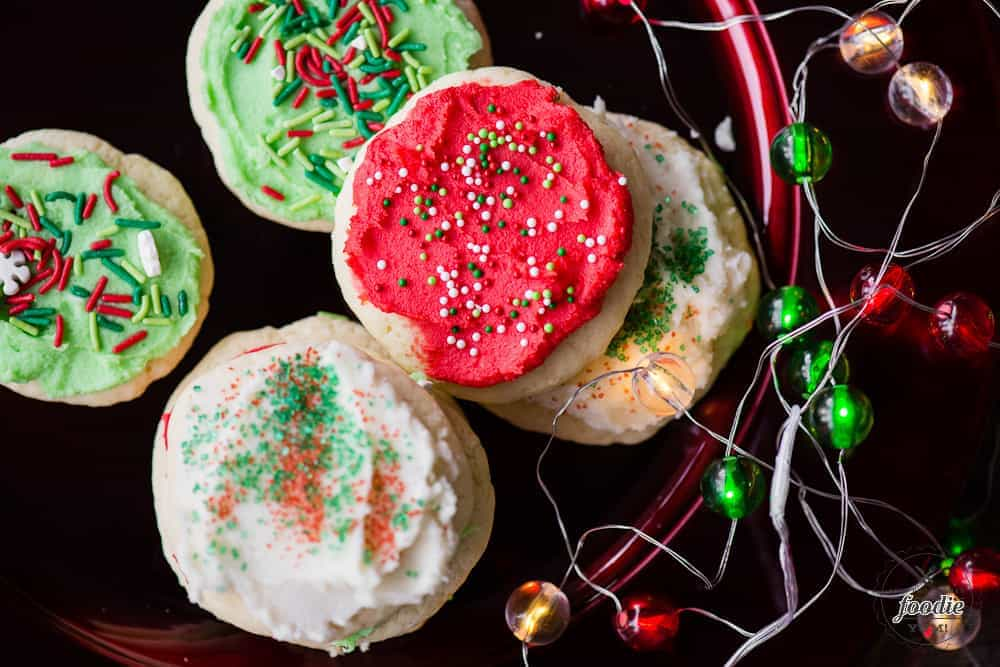 How to make Lofthouse Cookies