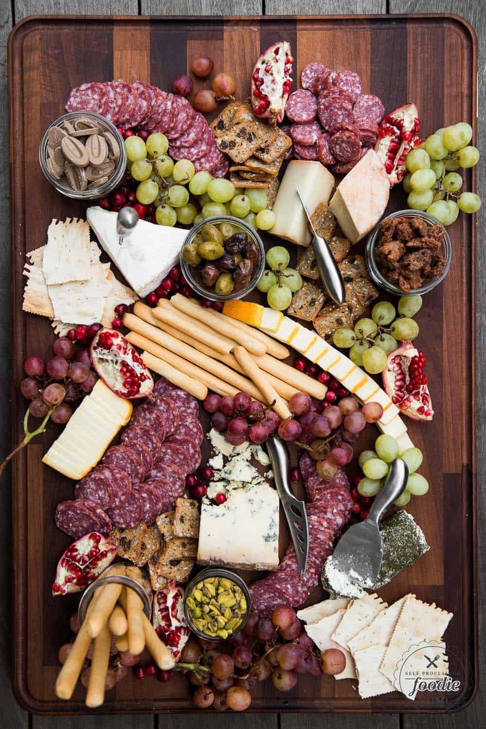 Christmas Cheese Board Ideas.Charcuterie Cheese Board