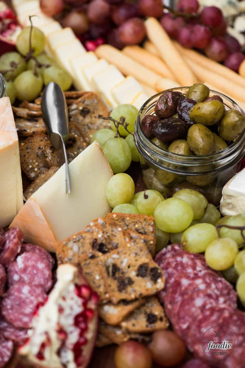 How to Create the Ultimate Meat and Cheese Board